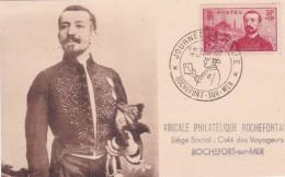 France N° 353 - Pierre Loti - Carte Maximum - Maximum Cards