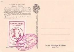 Angers - Vignette - Commemorative Labels