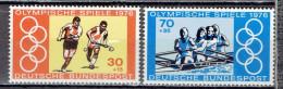 Germany - Mi-Nr 888/889 Postfrisch / MNH ** (B1772) - Estate 1976: Montreal