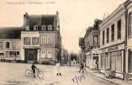 27 DANVILLE  Rue Principale , Côté Ouest - France