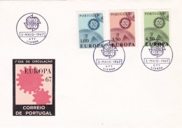 Portugal - Europa - FDC