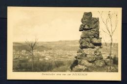 LUXEMBOURG  -  Diekirch  Deiwelselter  Unused Vintage Postcard - Diekirch