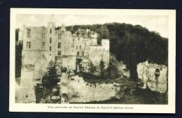 LUXEMBOURG  -  Echternach  Chateau De Beaufort  Unused Vintage Postcard - Echternach