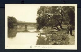 LUXEMBOURG  -  Diekirch  Le Pont Sur La Sure  Unused Vintage Postcard - Diekirch