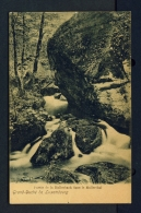 LUXEMBOURG  -  Mullerthal  Hallerbach  Unused Vintage Postcard - Muellerthal
