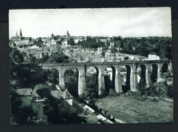 LUXEMBOURG  -  Panorama  Unused Vintage Postcard - Luxemburg - Town
