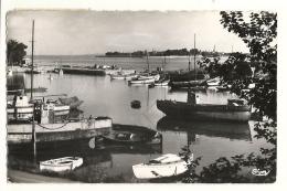 Cp, 44,  Le Croisic, Bassin Du Perthuy Du ROy, Voyagée - Le Croisic