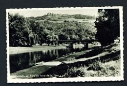 LUXEMBOURG  -  Diekirch  Le Parc Au Bord De La Sure  Used Vintage Postcard - Diekirch