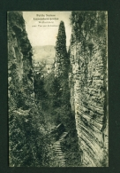 LUXEMBOURG  -  Echternach  Wolfsschlucht  Used Vintage Postcard - Echternach