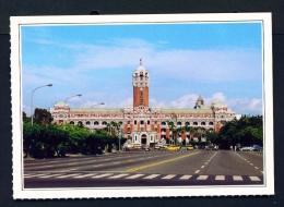 TAIWAN  -  Presidential Palace  Unused Postcard - Taiwan