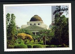 TAIWAN  -  Taipei  Taiwan Musuem  Unused Postcard - Taiwan