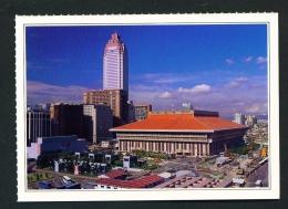 TAIWAN  -  Taipei Railway Station  Unused Postcard - Taiwan