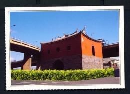 TAIWAN  -  Taipei  Cheng En Gate  Unused Postcard - Taiwan