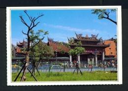 TAIWAN  -  Taipei  Lungshan Temple  Unused Postcard - Taiwan