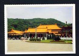 TAIWAN  -  Taipei  Martyrs Shrine  Unused Postcard - Taiwan