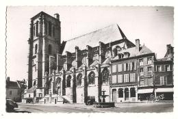 Cp, 51, Sézanne, L'Eglise St-Denis - Sezanne