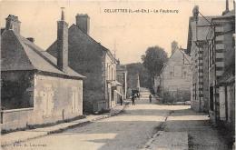 LOIR ET CHER  41  CELLETTES  LE FAUBOURG - Other Municipalities