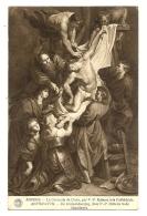 Cp, Peintures Et Tableaux, La Descente De Croix - P.P. Rubens, écrite - Pittura & Quadri