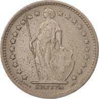 Suisse, 1/2 Franc, 1970, Bern, TTB+, Copper-nickel, KM:23a.1 - Suiza