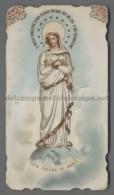 EM1423 MARIA IMMACOLATA CONCEZIONE FUSTELLATO Santino Holy Card Image - Religión & Esoterismo