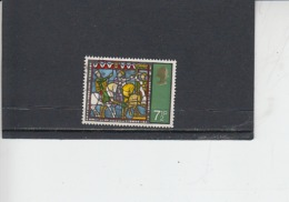 GRAN BRETAGNA  1971 - Unificato  652° - Pittura - Arte - 1952-.... (Elisabetta II)
