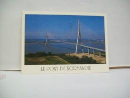 Le Pont De Normandie (Francia) - Francia