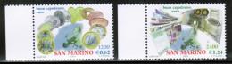 EUROPEAN IDEAS 2001 SM MI 1980-81 SAN MARINO - European Ideas