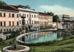 Abano Terme - Sorgente Montirone E Hotel Savoia Todeschini - Italia
