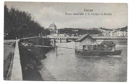 Italie Verona Ponte Garibaldie S. Giorgio In Braida 1928 - Verona