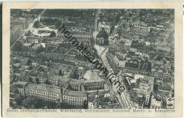 Berlin-Mitte - Dreifaltigkeitskirche - Wilhelmplatz - Reichskanzlei - Kaiserhof - Mauer- Und Kanonierstraße - Mitte