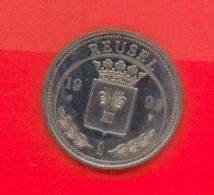 Pays-Bas  Médaille Avers « DE VRACHTKAR - REUSEL » - Revers «REUSEL 1993» - Pays-Bas