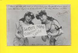 CPA 1903 La Carte Postale Entretient L´Amitié - Bergeret - Bergeret