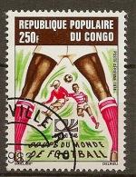 Congo YT PA 188 Obl - Coppa Del Mondo