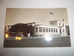 4ark - CPSM N° 3 - Aérodrome De TOUSSUS LE NOBLE - Pavillon De L'air Tourist - [78] - Yvelines - - Toussus Le Noble