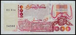 Algeria 1000 Dinars 1992 XF- - Algeria