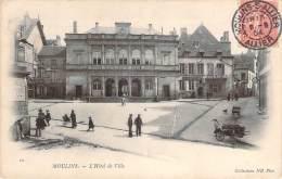 03 - Moulins - L'Hôtel De Ville - Moulins