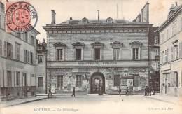 03 - Moulins - La Bibliothèque - Moulins