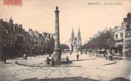 03 - Moulins - La Place D'Allier - Moulins