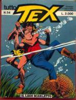 « Tutto TEX » - N° 54  (1989) - Tex