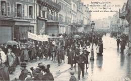 03 - Montluçon - La Manifestation Du 1er Mai, Le Défilé Boulevard De Courtais (politique) - Montlucon