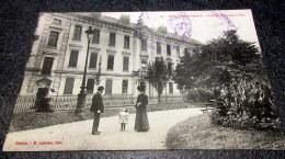 CPA Animée - CHALON Sur SAONE (71) - Collège De Jeunes Filles - 1916 - Chalon Sur Saone