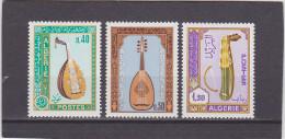 ALGERIE   1968  Y.T.   N° 460  461  462    NEUF** - Algérie (1962-...)