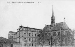 CPA SAINT DIZIER - LE COLLEGE - Saint Dizier