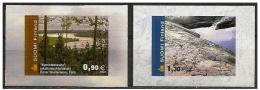 Finlandia/Finland/Finlande: Roccia Di Granito, Granite Rock, Rocher De Granit - Geology