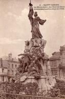 CPA SAINT DIZIER - LE MONUMENT DES BRAVES GARS COMMEMORANT LE SIEGE DE 1544 - Saint Dizier