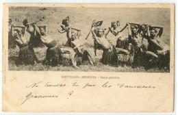 NOUVELLES HEBRIDES - DANSE GUERRIERE - Vanuatu