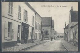 CPA 60 - Gouvieux, Rue De Chantilly - Gouvieux