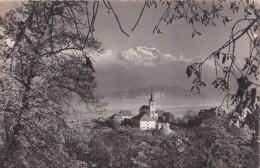 Carte 1950 SEVRIER / ECHAPPEE SUR L'EGLISE - France