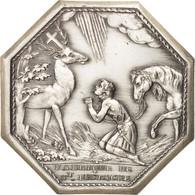 France, Token, Industry, Fabrique De St Eustache, 1786, FDC, Argent, 31 - France