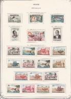 MALI - N° 10 A 30 NEUFS  X  ANNEE 1961  COTE / 18,25€ - Mali (1959-...)